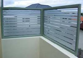 glass barade and pool fencing