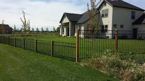 Frontier Fence Custom Iron Fencing Installation Services Boise