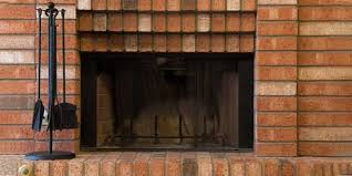 chimney damper repair fireplace