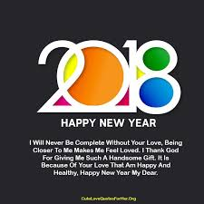 happy new year wishes quotes happy new year love quote