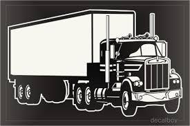 Trucks Decals Stickers Decalboy