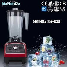 Máy xay sinh tố công nghiệp BLENDER BA-838, Giá tháng 10/2020