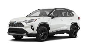 2019 toyota rav4 hybrid lease with no