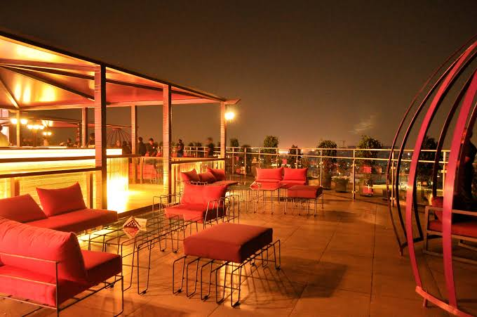 The Flying Saucer Sky Bar | Viman Nagar | New Year 2020