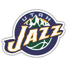 Sticker Nba Utah Jazz Old Shield Webstickersmuraux Com