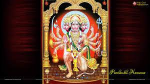 beautiful panchmukhi hanuman wallpapers