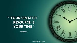 your greatest resource is your time motivationalquotes quotes