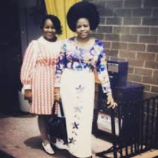 Twinkie Clark - My mother and I in 1974. Happy Mother's... | Facebook
