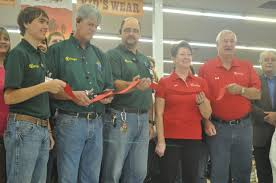 Runnings cuts ribbon to celebrate construction wrap-up | Local News Stories  | capjournal.com