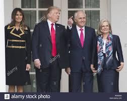 President Donald Trump and wife Melania ...