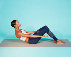 8 barre inspired abs exercises you can