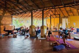 best yoga retreat goa yoga resort goa