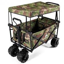 outdoor collapsible folding wagon cart