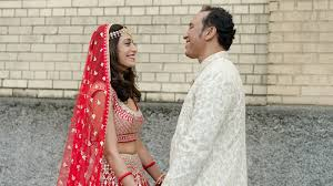 Aasif Mandvi and Shaifali Puri's Multicultural Wedding Celebration