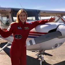 Meet Abby, the 22-year-old who wants to be the first astronaut on Mars | |  foxcarolina.com