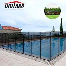 China Removable Outdoor Barrier 4 Foot Life Saver Safety Pool Fence Diy China Safety Pool Fence Pool Fence Diy