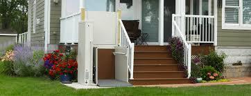 residential vertical platform lifts