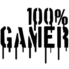 Dnven Sports Series 26 Inches X 22 Inches 100 Gamer Vinyl Lettering Poster Handmade Wall Decals Teens Boys Room Playroom Vinyl Wall Stickers Video Games Quotes Buy Online In Lebanon