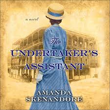 The Undertaker's Assistant Livre audio | Amanda Skenandore ...
