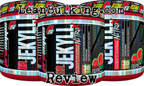 dr jekyll nitro x pre workout review