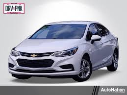 used chevrolet cruze vehicles