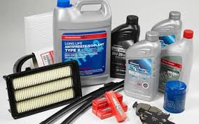 reset honda oil maintenance light
