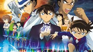 Xem phim Thám tử lừng danh Conan: Cú đấm Sapphire xanh - Detective ...