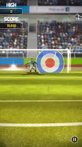unblocked flick soccer game