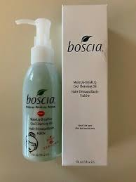 boscia makeup breakup cool cleansing