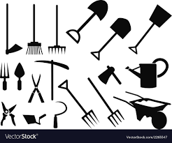 silhouette set royalty free vector image