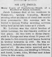 Obituary for Adam Lohman (Aged 76) - Newspapers.com