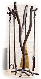 south fork fireplace tool set