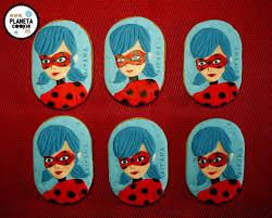 Ladybug Planeta Cookie