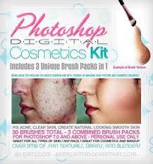 skin photo brushes to enhance
