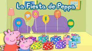 La Fiesta De Peppa Pig Party App Gameplay Youtube