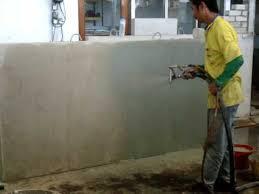 rbm skim coating plaster for concrete