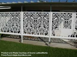 Lattice Fence Designs Vinyl Plans Diy Free Download Scroll Saw Jigsaw Puzzle Patterns Woodwork Router