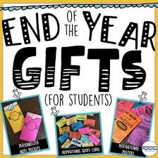 end of the year gifts gift options for students easy and cost