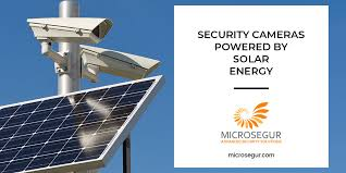 How To Power A Wireless Security System With Solar Energy