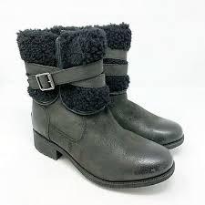 blayne iii wool cuff bootie weathered