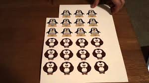 Make Your Own Inkjet Printable Vinyl Stickers Youtube