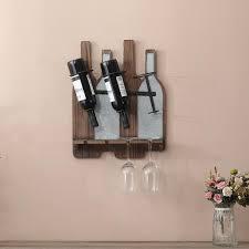 wood metal wine glass bottle wall