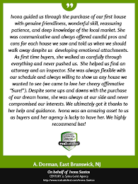 What a wonderful review from wonderful... - Ivona Santos Realtor | Facebook