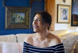 At home (for now) with Marla Blakey - The Martha's Vineyard Times