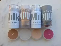 milk makeup review matte bronzer lip