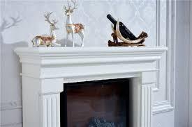 luxury fireplace mantels freestanding