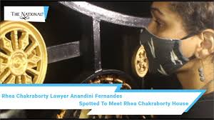 Rhea Chakraborty Lawyer Anandini ...
