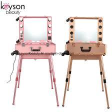 vanity case beauty studio
