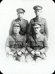 Ernest Best, Duncan McRae, Frank Wilson and Edgar Smith in ...