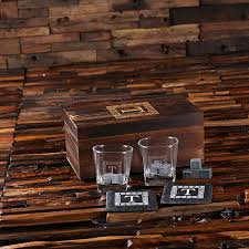 personalized whiskey rocks glasses